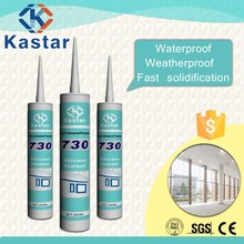 One component acetic general purpose silicone sealant for application glass & aluminum