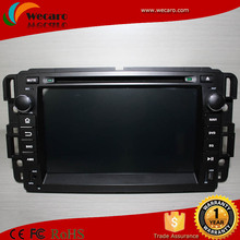 Best Android 4.4 Car Dvd Touch Screen Gps For Gmc Sierra With GPS,3G Wifi Navigation,ipod,stereo,radio,usb,BT
