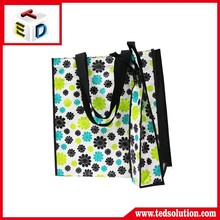 Guangdong Supplier wholesale recycled pp woven shopping bag