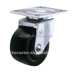 3 inch Industrial, Swivel Caster, Nylon Small Caster Wheel