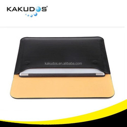 Premium Black Leather case cover for microsoft surface tablet