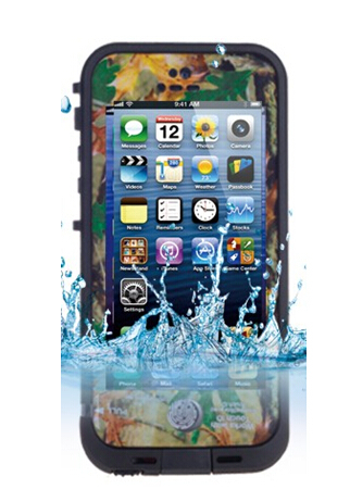 Top sales!!!Waterproof Case For iPhone 5 With Wholesale Price