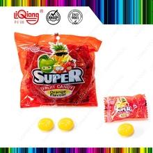 süper 200g çanta karışımı tatlı toptan şeker