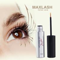 MAXLASH Natural Eyelash Growth Serum (excellent mascara volume)