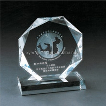pujiang crystal trophy -2