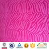 polyester warp knit velboa fabric