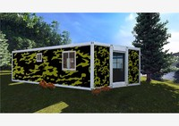 Australian manufactured Made in low cost porta container cabin