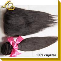 Alibaba Wholesale Cheap Brazilian Lace Virgin Hair Silk Base Free Part Closure