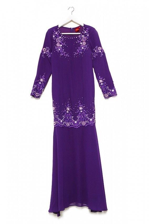 Baju Abaya Modern New Fashion Abaya Ladies Baju Kurung
