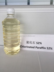 chlorinated paraffin wax 52%
