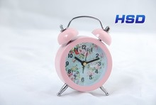 Cheap plastic desk clocks made in Fujian