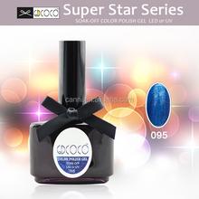#30127X CANNI Factory Supply GD COCO Brand High Quality Cheap Peel Off Nail Polish Gel