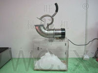 WCR-02 automatic cube ice crusher