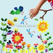 Interesting DIY Craft Kits-----Finger Paint for kids, Fg-01