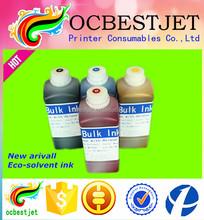 china supplier eco solvent ink, for mimaki JV2/JV22/JV4 Roland 600/540/740/640 eco solvent ink
