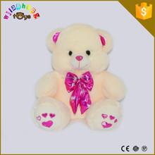 2015 Soft Fabric wedding dogs Plush Toy Custom Plush Toys super soft bear