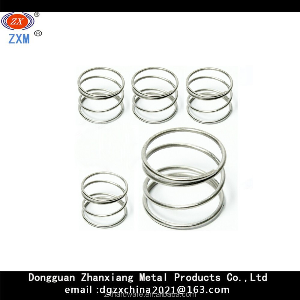 Nitinol Spring Suppliers Nitinol Compress Spring