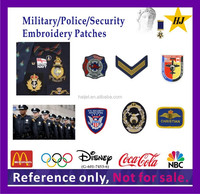 embroidery patches military patches