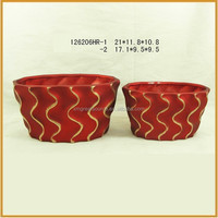 new outdoor terracotta plant flower pots for sale