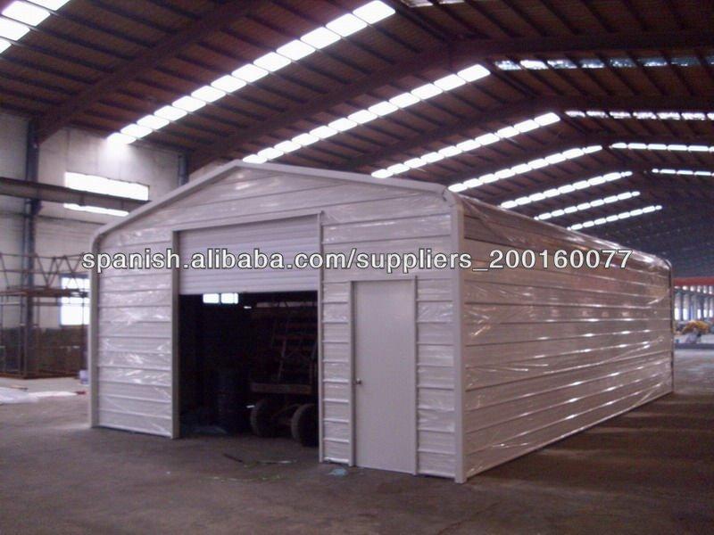 Estructuras metalicas para garaje prefabricadas - Estructuras metalicas prefabricadas ...