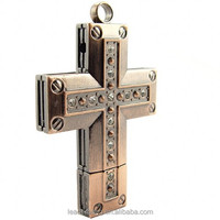 Free sample low price promotional holy bible usb flash drive