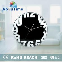 Fashion Customized 12inch cheap wall clock