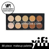 Cosmetics Distributer ! 10 Color Protect The Skin Concealer face cream concealer palette