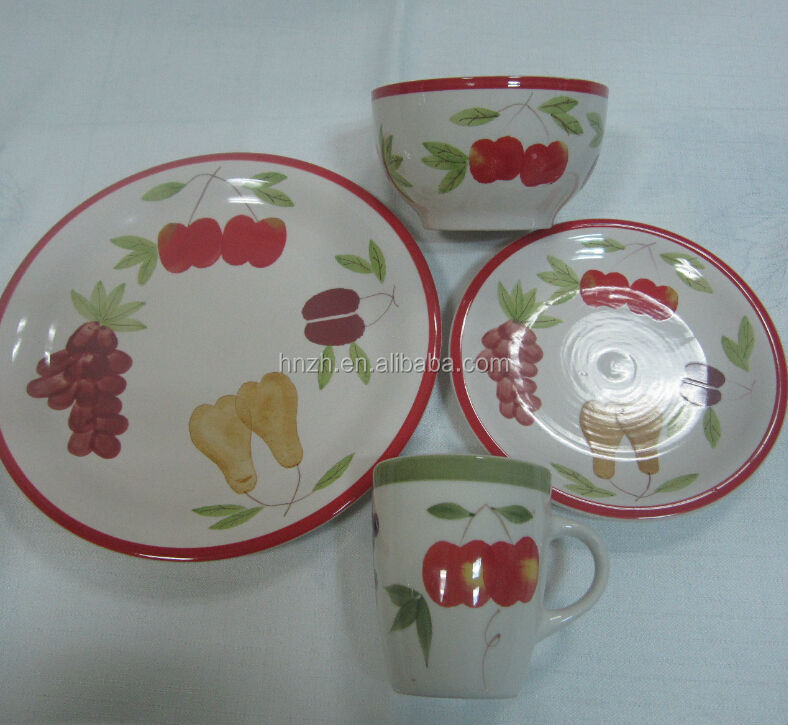 red apple ceramic hd designs dinnerware, View hd designs dinnerware ...