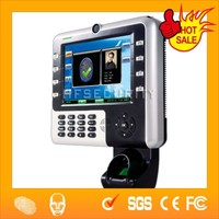 "8"" Touch Screen Fingerprint and ID Card Punch Time Attendance Card for Student (HF-Iclock2500)"