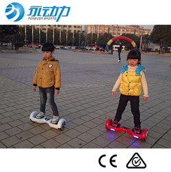 Free go two wheel chic smart s1 self-balancing rechargeable li-ion battery powered electric new kids scooter
