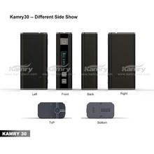 Kamry control box mod 30 watt, box mod mini 30 watt popular wholesale festival items in UK