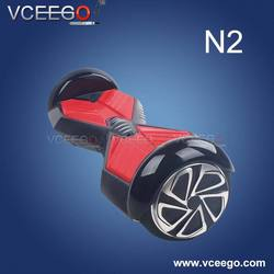 2016 Lastest version Self 2 Wheel Drifting Skateboard Marquee light electric scooter three wheels