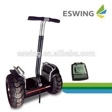 Eléctrico de dos ruedas de auto-equilibrio carro de ciclomotores / vehículo / Transporter / Bike o Smart Scooter / Scooter eléctrico inteligente