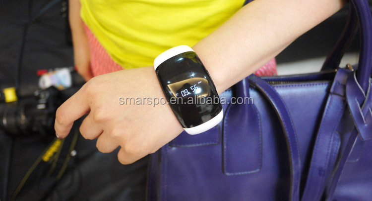 Fashion smart watch bluetooth, smart watch phone bluetooth for 2014.