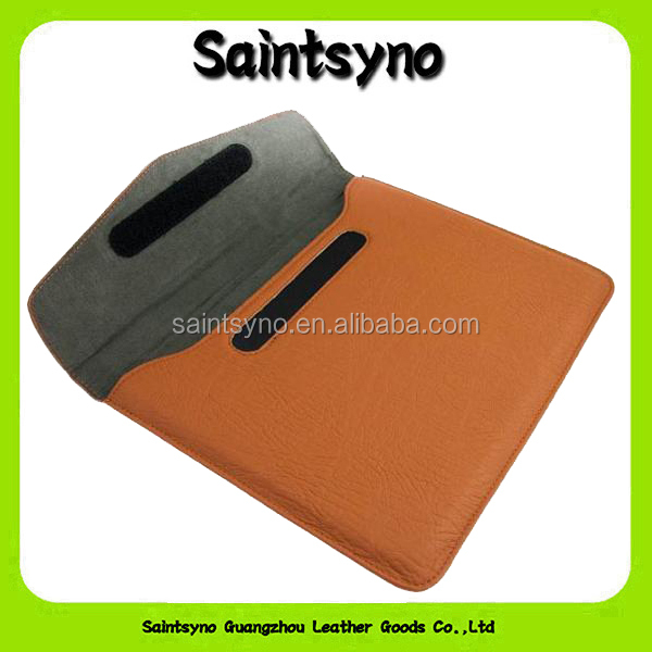 iP113027 Simple design leather case for ipad 2/3