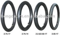 Natural Rubber and Butyl Motorcycle Inner Tube HDT026