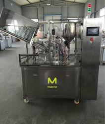 MZH- SP Full-automatic Multiplex Tube Filling & Sealing Machine tube sealer