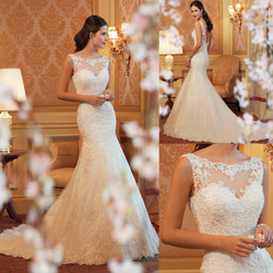 S61917A New arrival product wholesale Beautiful Fashion Women Wedding Dress
