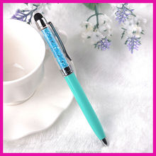 Christmas gift ! crystal pen usb flash drive and ballpoint pen , best writing instruments made in zhejiang!