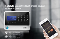 G90E Wireless Home Security System with APP & Security System with Remote controllers for Warehouse