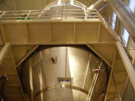 Aerosol de secado de la máquina para la lechera industria