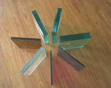 21.52mm Toughened Laminated Glass, Tempered Glass Laminated Price, Laminated Glass Heat Strengthened Factory