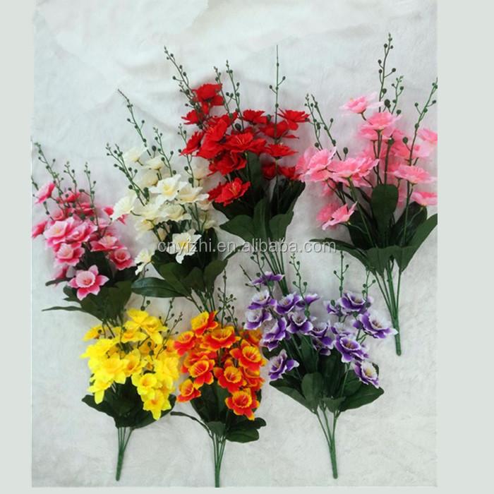 Wholesale artificial flowers artificial coral flowers silk flower 10g mightylinksfo