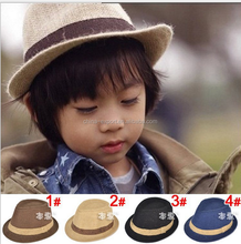 MZ1853 Wholesale 4 colors where are way dad star loves cute coffee baby caps children hats 2015