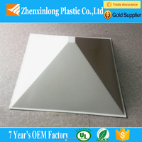 vacuum forming shell plastic thick sheet ABS /PP/pc casing
