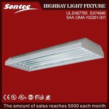UL 4FT wiregard with clear 4x18W LED high bay
