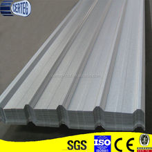 High Quanlity 2mm thick Galvanized Steel iron Sheet Metal Roof