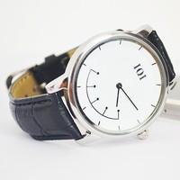 japan movt watch 2035 watch dial manufacturer japan movement pc21 quartz watch