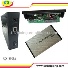 3.5'' external hdd case sata hdd hard drive external case 480mbps 2TB
