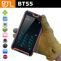 Hot sale Cruiser BT55 quad band outdoor rugged waterproof dustproof cell shockproof wireless charging